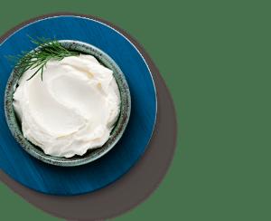 harmonização Cream Cheese